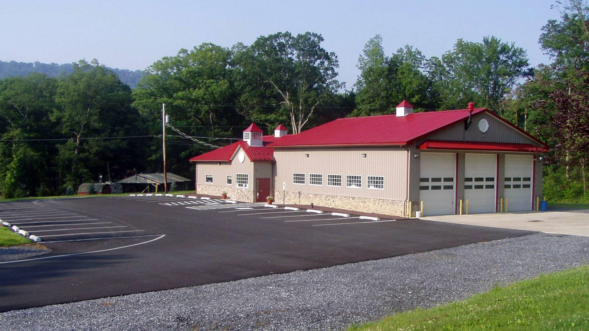 Camp Strause Fire Company