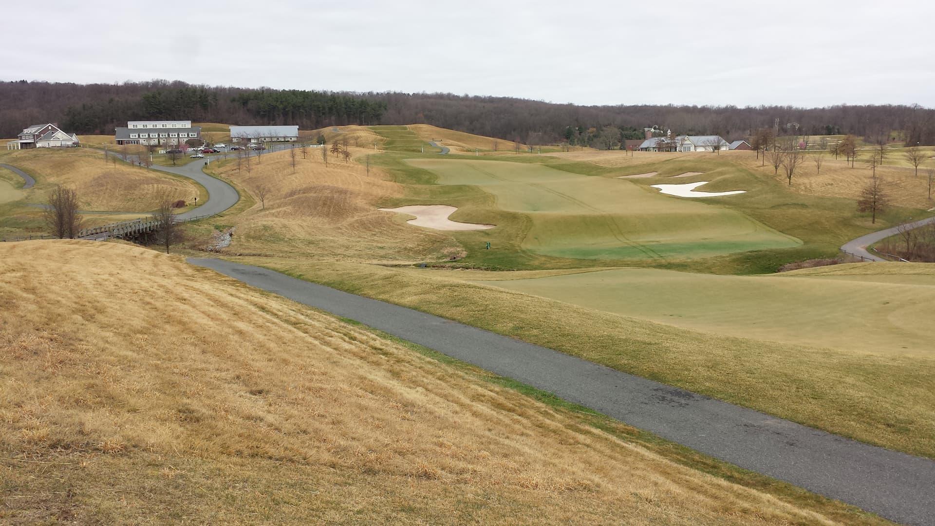 Ledgerock Golf Club