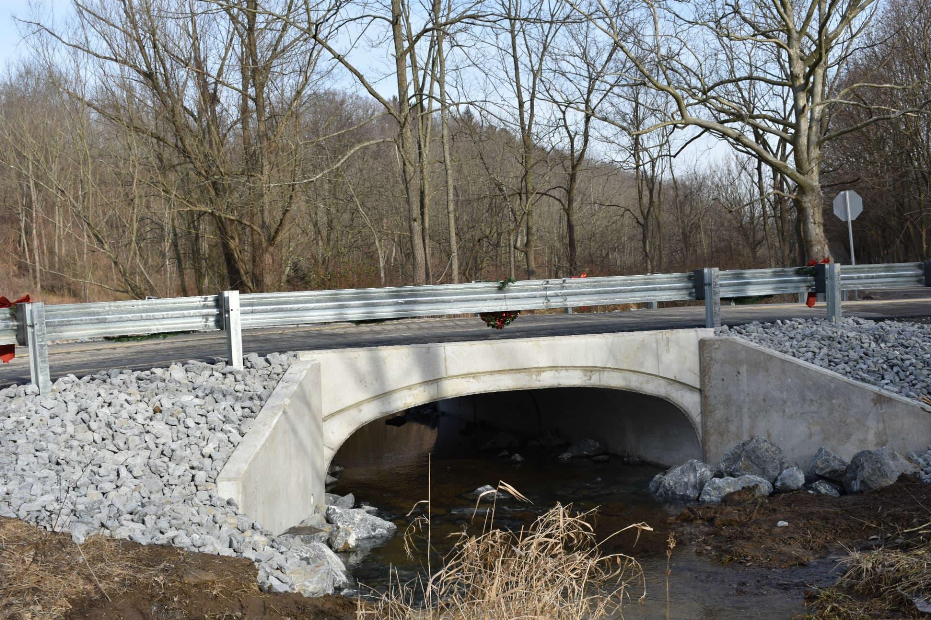 Milestone Bridge
