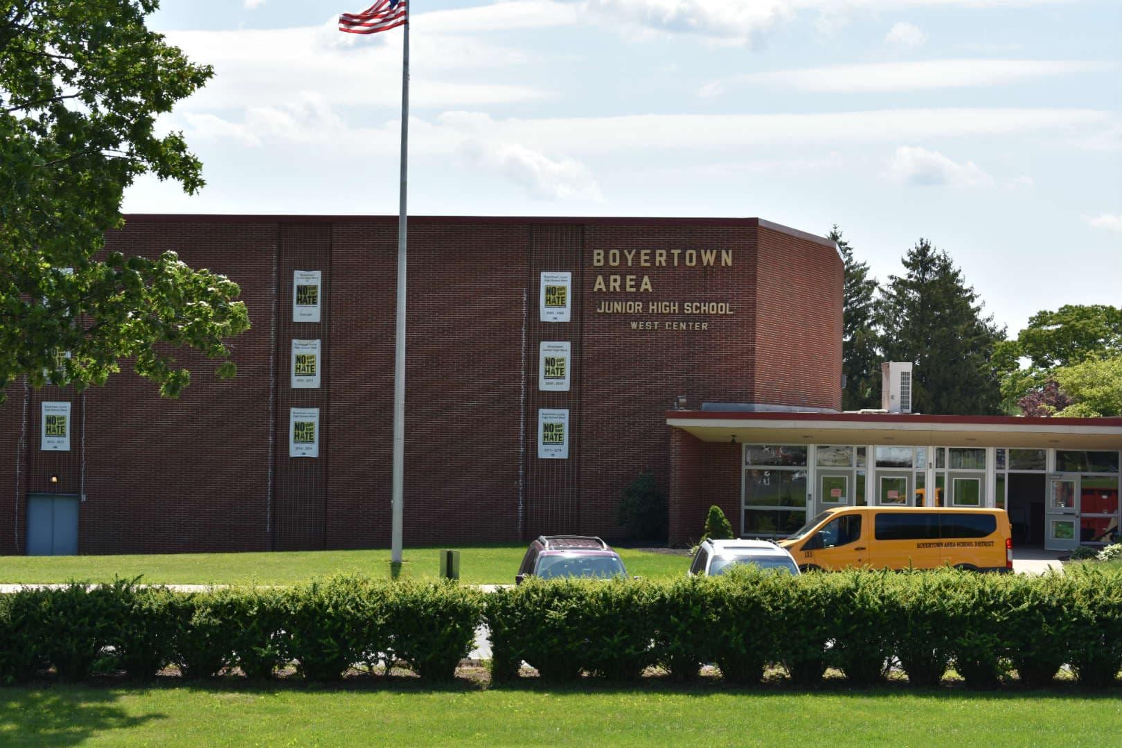 Boyertown Junior High West